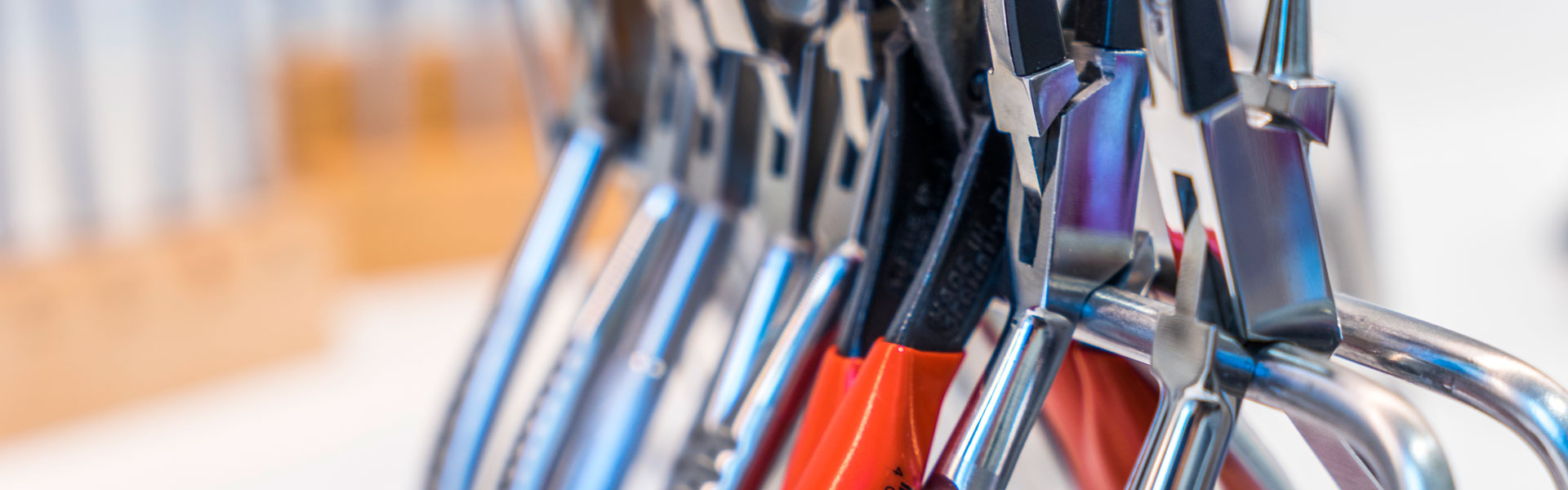 Optiker Werkzeug Service